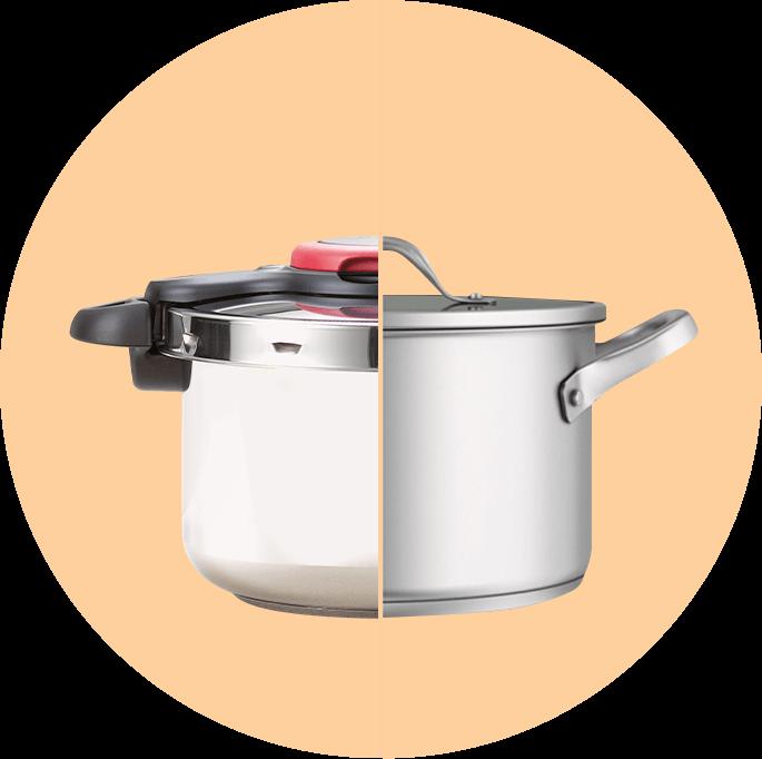 Pressure Cook Compare